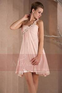petite robe florale rosee prom pinterest amy prom With robe de cocktail grande taille pour mariage