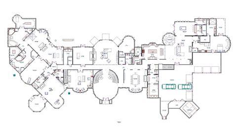Mansion Plans by Mega Mansion House Plans Design Decor 513252 Amazing