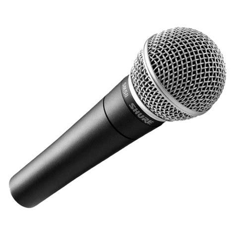 micro pour chanter micro chant shure