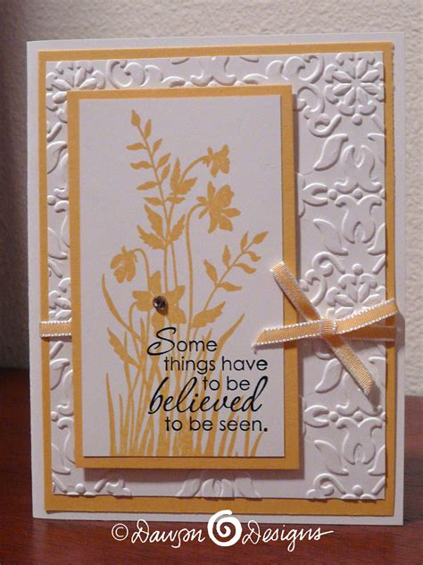 Cards I Made At The August Stampin' Up Stamp Camp