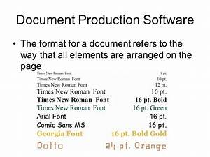 Computer software ppt download for Document production software