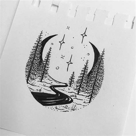 ideas  crescent moon tattoos  pinterest moon tattoos luna tattoo  moon
