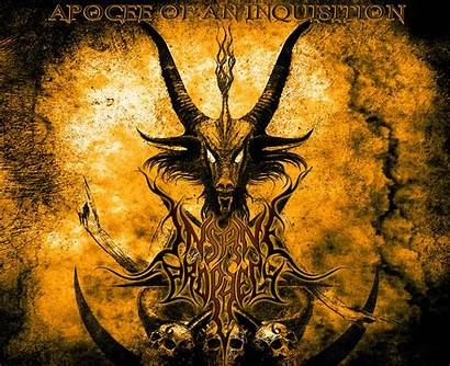 Occult Metal Dark Death Insane Wallpapers Satan