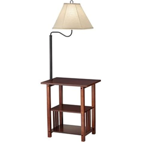 vintage end table with l attached madra mission style mahogany end table floor l polyvore