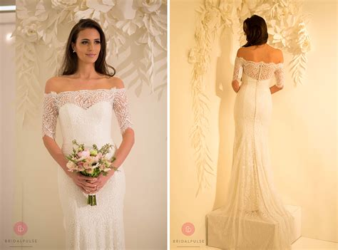 10 Wedding Dresses With Sleeves From New York Bridal