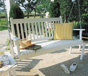 Two Men And A Little Farm  Inspiration Thursday  Porch Swing