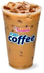 Is dunkin donuuts coffee better than mcdonald's mccafe? ALWAYS   Dunkin donuts iced coffee, Dunkin iced coffee, Dunkin donuts coffee