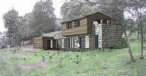 Construction En Pierre : construire maison pierre with construire maison pierre ~ Premium-room.com Idées de Décoration