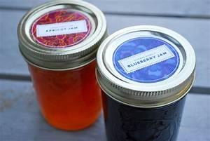 canning label template merriment design With jar label maker