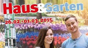 Messe Haus Und Garten : haus garten messe 2015 in der arena nova ~ Whattoseeinmadrid.com Haus und Dekorationen