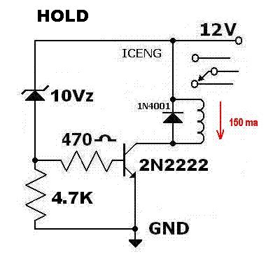 How Design Low Voltage Cut Off Circuit With Zener