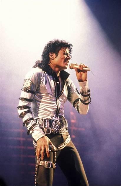 Jackson Michael Mj Bad Tour Era Pantalla