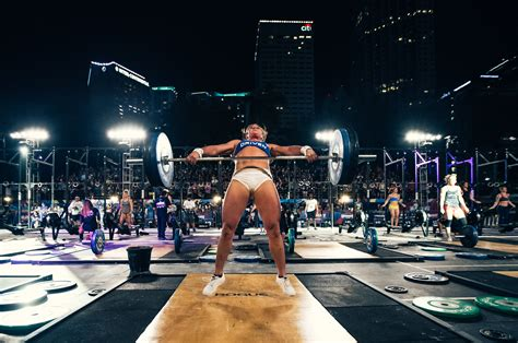 Here Are the Dates for the 2017 CrossFit Games Season ...