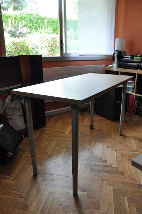 bureau meuble tv faire un bureau avec un meuble tv blogoflip philippe