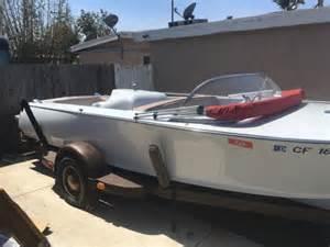Keaton Boats For Sale by 1970 Keaton 17 Ski Boat For Sale In San Diego California