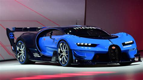 First things first, it's fast. New Bugatti Chiron Exterior 2017 Bugatti Chiron Exterior ...