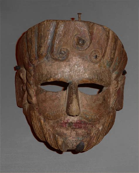 guatemalan small mask rare   masks   world