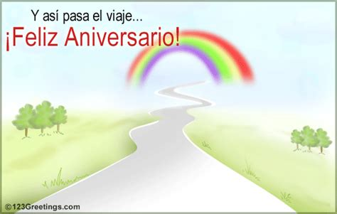A Spanish Anniversary Wish. Free Happy Anniversary eCards ...