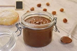 Nutella Maison Recette : noisetta ou nutella maison 100 facile au fil du thym ~ Nature-et-papiers.com Idées de Décoration