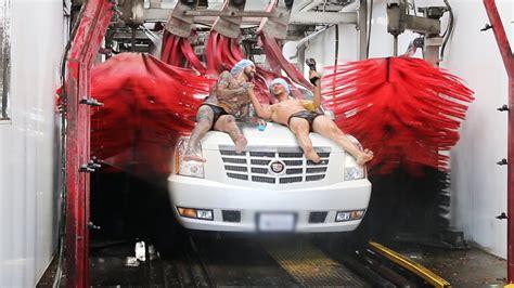 Car Wash by Human Car Wash Challenge