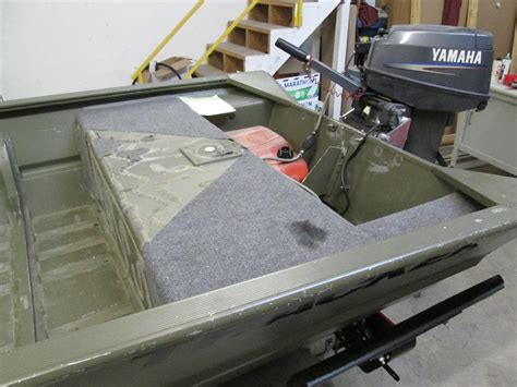 Tracker Jon Boat Seats by Jon Boat Bench Seat Idolproject Me