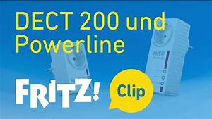 Smart Home Geräte Fritzbox : fritz clip smart home mit fritz dect 200 und fritz powerline 546e youtube ~ Watch28wear.com Haus und Dekorationen