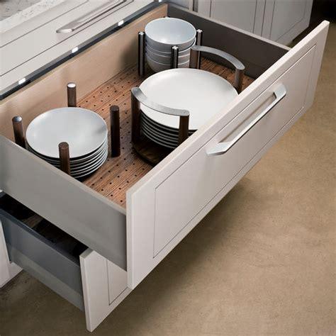 kitchen cabinet dish organizers hafele 39 39 fineline quot kitchenware and plate organizer
