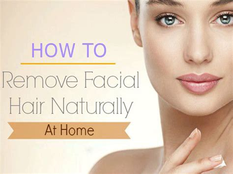 Facial Hair Removal For Women  Get Rid Of Facial Hair