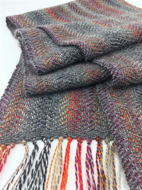 oktoberfest woven scarf pattern  weaving