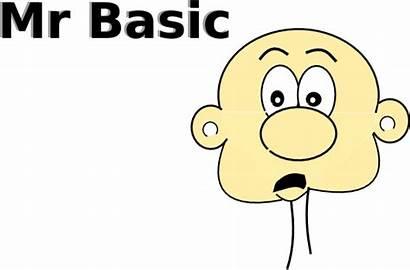 Basic Clip Mr Vector Clipart Svg Mrs