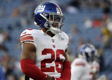 giants saquon barkley feels love  yankees fantasy
