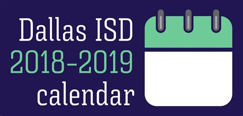approved dallas isd calendar school year hub
