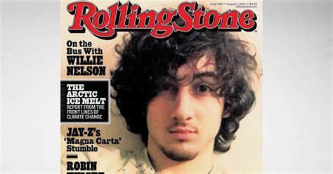 Does Rolling Stone cover give Boston suspect rock star ...