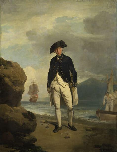 npg  arthur phillip portrait national portrait