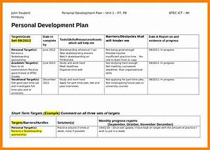 individual development plan examples wwwpixsharkcom With idp template