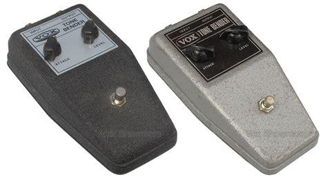 The Vox Showroom Tone Bender Pedal