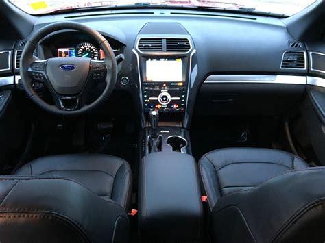 ford explorer interior new 2018 ford explorer 4 door sport utility in edmonton
