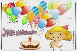 Carte Anniversaire Pour Enfant : carte virtuelle anniversaire enfant 3 ans ~ Melissatoandfro.com Idées de Décoration