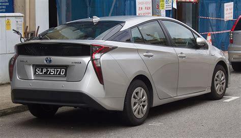 Toyota Prius (xw50)