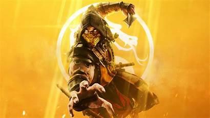 Mortal Kombat 4k Wallpapers Zero Sub Games