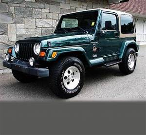 Jeep Tj Fctory 2000 2001 Service Manual