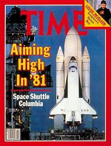 TIME Magazine Cover: Space Shuttle Columbia - Jan. 12 ...
