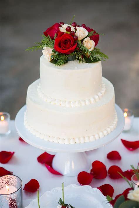 ivory beaded wedding cake  roses