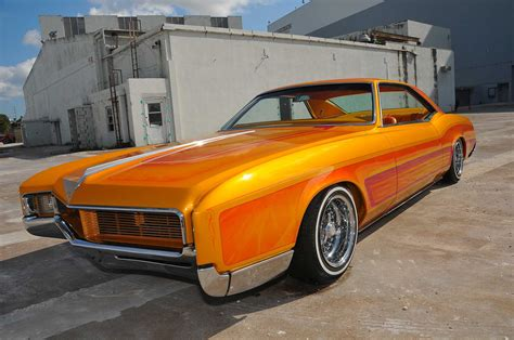 66 Buick Riviera by Anthony Williams Led Him To A 66 Buick Riviera