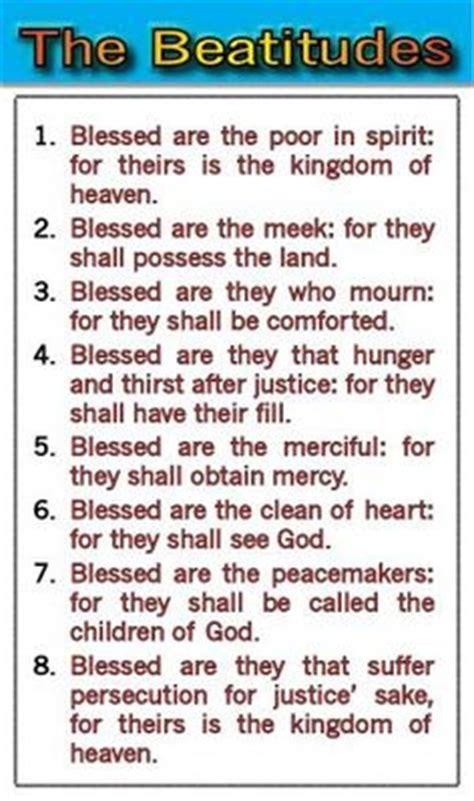 church bible beatitudes on beatitudes 281   90d3735cdda4789edc450195edce130f
