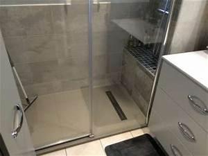 Exemple De Petite Salle De Bain : bel exemple de r novation de petite salle de bain ~ Dailycaller-alerts.com Idées de Décoration