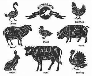 Diagrams For Butcher Shop