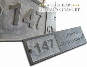 Plaque De Maison : plaque de maison de villa et de ch teau en mat riaux nobles ~ Teatrodelosmanantiales.com Idées de Décoration
