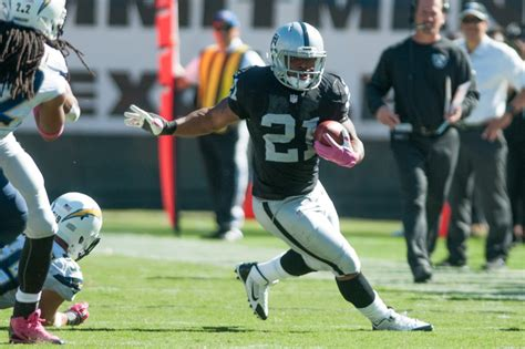 Oakland Raiders' Offensive Attack Will Be Founded Upon A