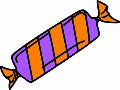 Candy Cartoon Clipart Bar Wrapper Clip Chocolate